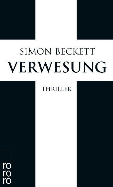 Verwesung - Simon Beckett