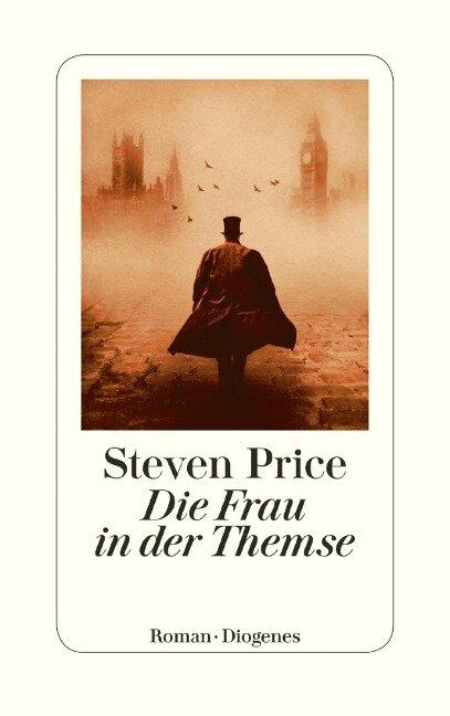Die Frau in der Themse - Steven Price