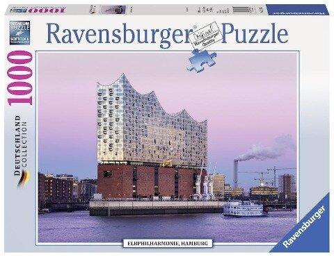 Elbphilharmonie Hamburg. Puzzle 1008 Teile -