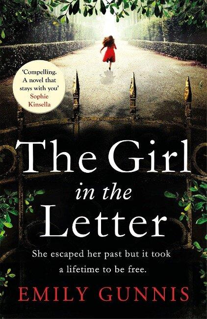 The Girl in the Letter - Emily Gunnis