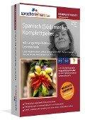 Sprachenlernen24.de Spanisch (Südamerika)-Komplettpaket (Sprachkurs) - Udo Gollub