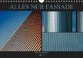 Alles nur Fassade (Wandkalender 2019 DIN A4 quer) - Helmut Probst