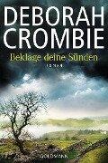 Beklage deine Sünden - Deborah Crombie
