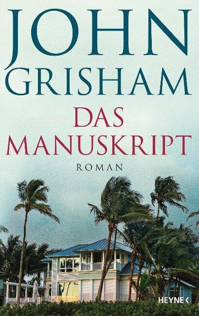 Das Manuskript - John Grisham