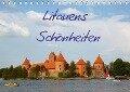 Litauens Schönheiten (Tischkalender 2018 DIN A5 quer) - N N