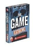 The Game Extreme. Kartenspiel - Steffen Benndorf, Reinhard Staupe