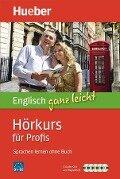 Englisch ganz leicht Hörkurs für Profis - Hans G. Hoffmann, Marion Hoffmann
