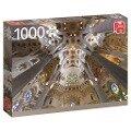 Sagrada Familia, Barcelona - 1000 Teile Puzzle -