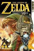 The Legend of Zelda 13 - Akira Himekawa