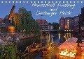 Hansestadt Lüneburg und Lüneburger Heide (Tischkalender 2018 DIN A5 quer) - Siegfried Kuttig
