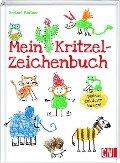 Mein Kritzel-Zeichenbuch - Norbert Pautner