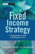 Fixed Income Strategy - Tamara Henderson, Henderson