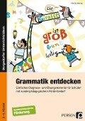 Grammatik entdecken - Marisa Herzog