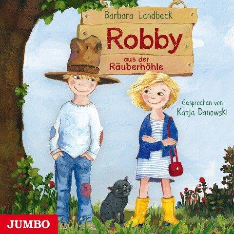 Robby aus der Räuberhöhle - Barbara Landbeck