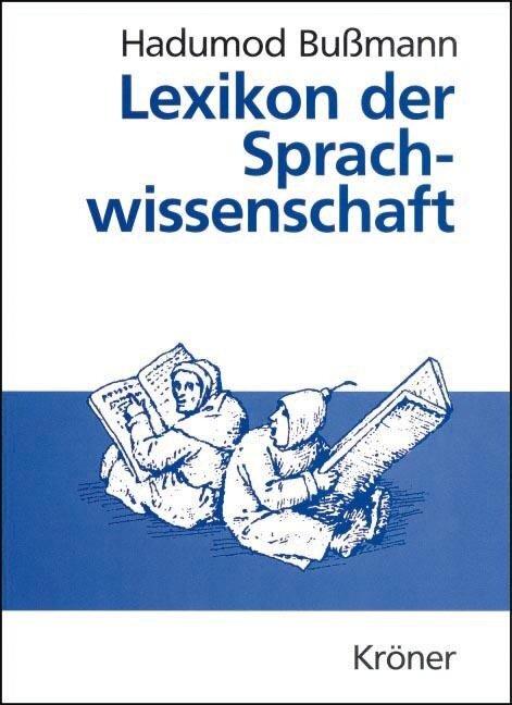 Lexikon der Sprachwissenschaft -