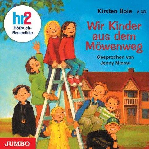 Wir Kinder aus dem Möwenweg. 2 CDs - Kirsten Boie