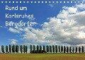 Rund um Karlsruhes Bergdörfer (Tischkalender 2017 DIN A5 quer) - Klaus Eppele