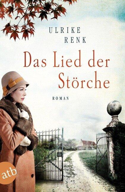 Das Lied der Störche - Ulrike Renk