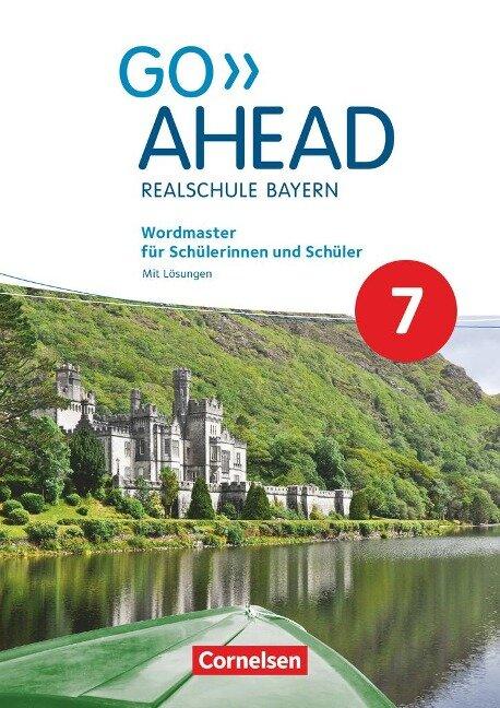 Go Ahead 7. Jahrgangsstufe - Ausgabe für Realschulen in Bayern - Wordmaster - Ursula Fleischhauer