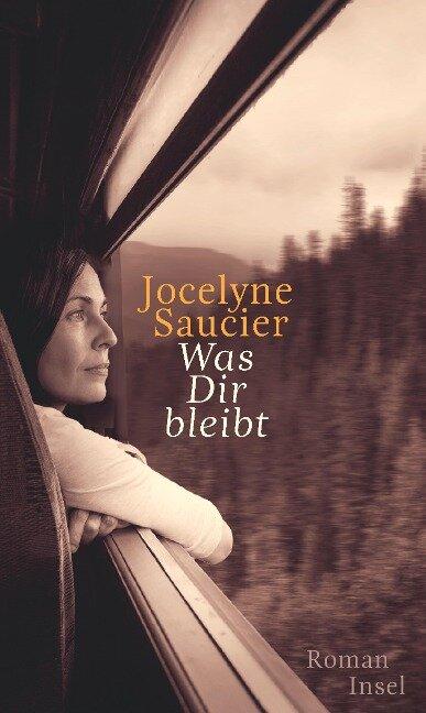 Was dir bleibt - Jocelyne Saucier