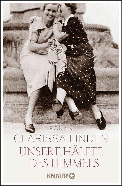Unsere Hälfte des Himmels - Clarissa Linden