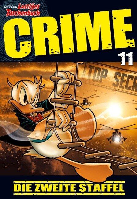 Lustiges Taschenbuch Crime 11 - Disney