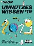 NEON - Unnützes Wissen 2019 Abreißkalender -