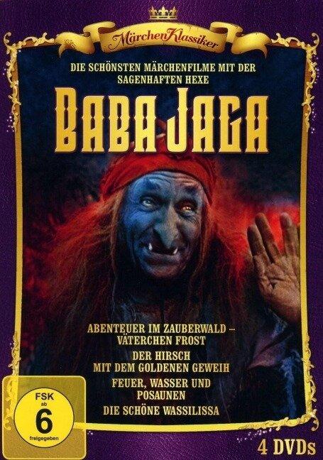 Märchen Klassiker: Hexe Baba Jaga Edition -