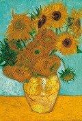 Vincent Van Gogh - Sonnenblumen. Puzzle 1000 Teile -