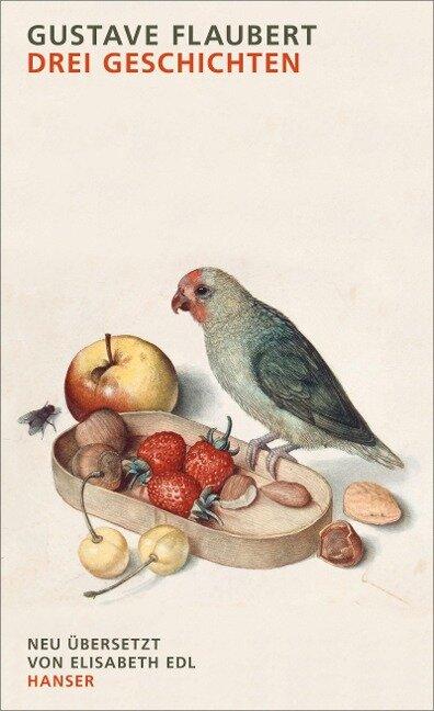 Drei Geschichten - Gustave Flaubert