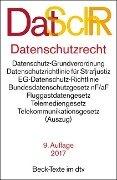 Datenschutzrecht - Marcus Helfrich