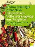 Basiswissen Selbstversorgung aus Biogärten - Andrea Heistinger, Verein ARCHE NOAH