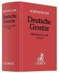 Deutsche Gesetze Gebundene Ausgabe II/2017 -