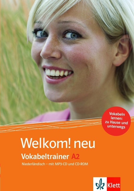 Welkom! Neu A2 Vokabeltrainer. CD-ROM + Heft + MP3-CD -