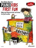 Piano Kids First Fun - Hans-Günter Heumann