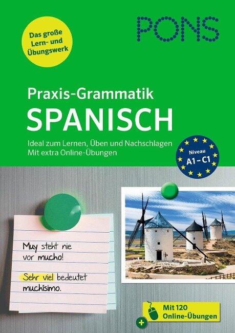 PONS Praxis-Grammatik Spanisch -