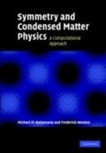 Symmetry and Condensed Matter Physics - M. El-Batanouny, F. Wooten
