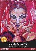 Flamenco (Wandkalender 2019 DIN A3 hoch) - Uschi Felix