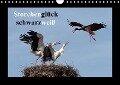 Storchenglück schwarzweiß (Wandkalender 2018 DIN A4 quer) - Günter Bachmeier