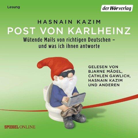 Kazim, H: Post von Karlheinz -