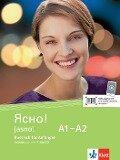Jasno! Arbeitsbuch mit Audio-CD A1-A2 -