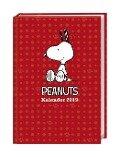 Peanuts 17-Monats-Kalenderbuch A6 - 2019 -