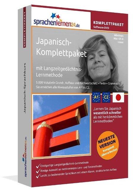 Sprachenlernen24.de Japanisch-Komplettpaket (Sprachkurs) -