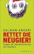 Rettet die Neugier! - Salman Ansari