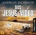 Das Jesus-Video - Folge 02 - Andreas Eschbach