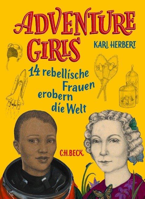 Adventure Girls - Kari Herbert
