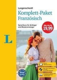 Langenscheidt Komplett-Paket Französisch -