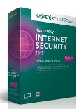 Kaspersky Internet Security 2015 3 Lizenzen -