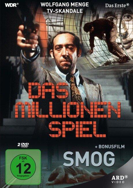 Das Millionenspiel & Smog - Wolfgang Menge, Robert Sheckley, Tom Toelle, Wolfgang Petersen, Irmin Schmidt