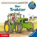 Der Traktor - N. /Bartel Wieso? Weshalb? Warum? Junior/Heinecke